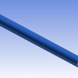 مدلسازی کاهش انتقال حرارت در عایق لوله