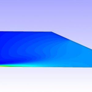 شبیه سازی خشک کن پاششی سه بعدی با استفاده از نرم افزار انسیس سی اف ایکس