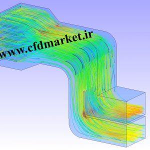 شبیه سازی سیستم ورودی هوای توربین گازی