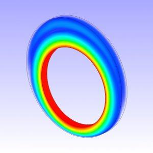 velocity-volume rendering